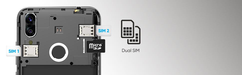 X6, Dual SIM