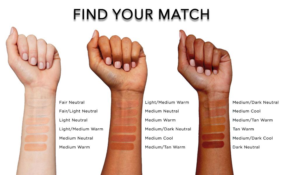 revive foundation liquid match