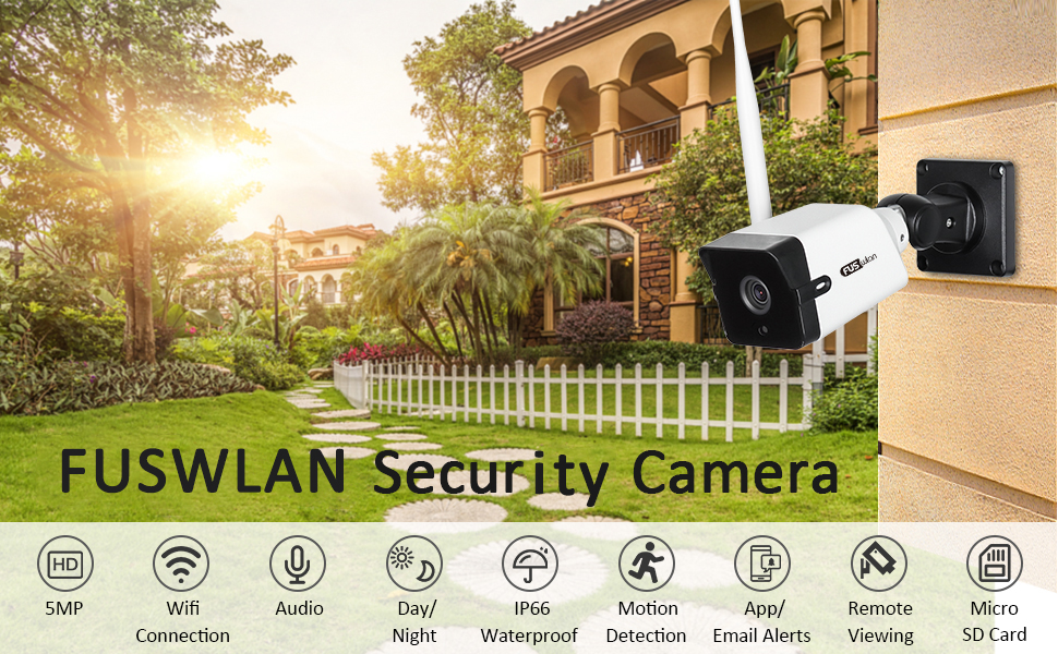 fuswlan wifi camera