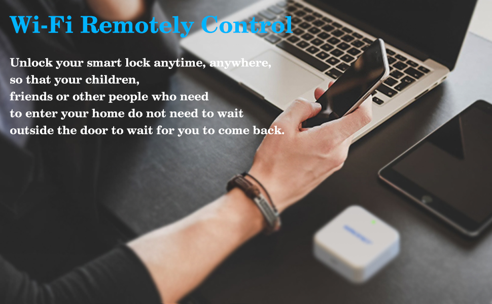 wifi remotely control