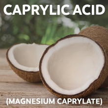caprylic acid capsules for candida