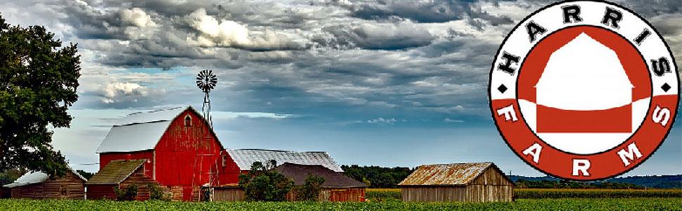 harris farms barn image