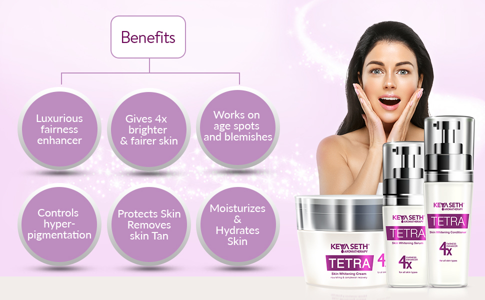 Tetra Complexion Enhancing Treatment by Keya Seth Aromatherapy