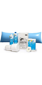 Winterizing Kit with Air Pillow