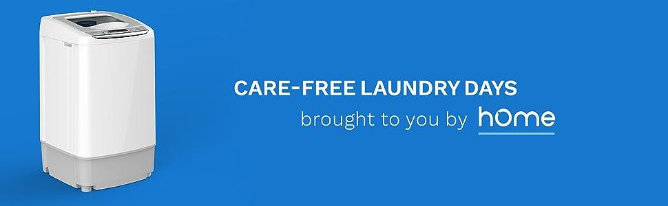 Care free laundry days