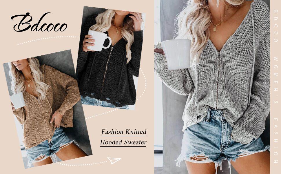 Knit Jacket for women