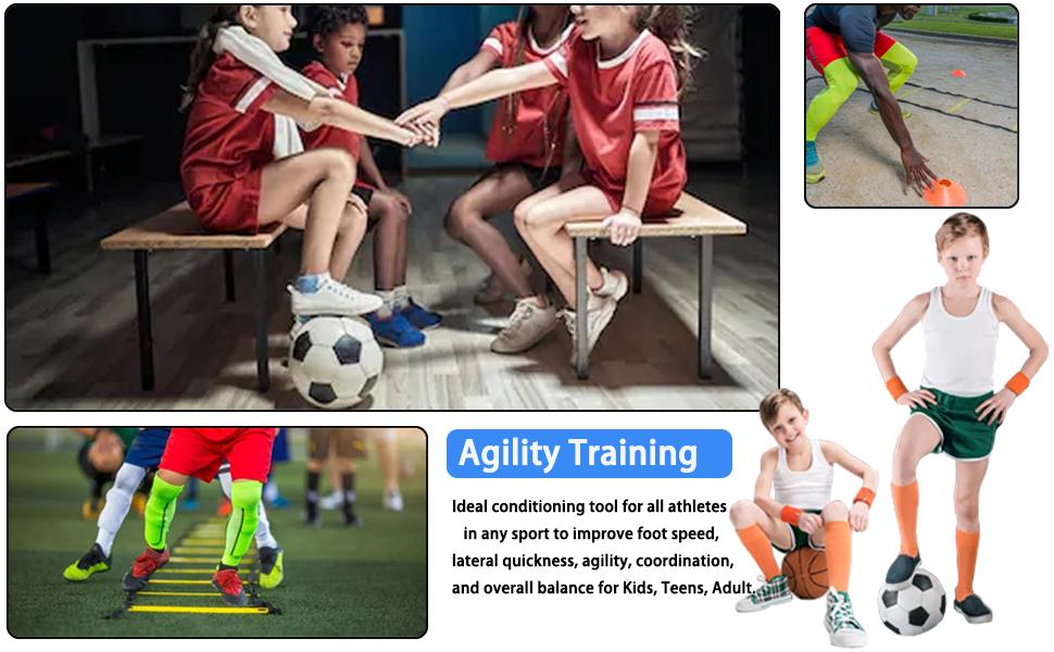 agility training equipment