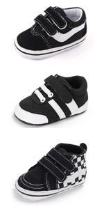 baby girls sneakers