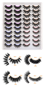 fake lashes lashes wholesale wispy lashes natural look 3d mink lashes faux mink lashes