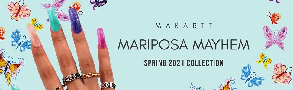 Mariposa Mayhem polygel nail kit1