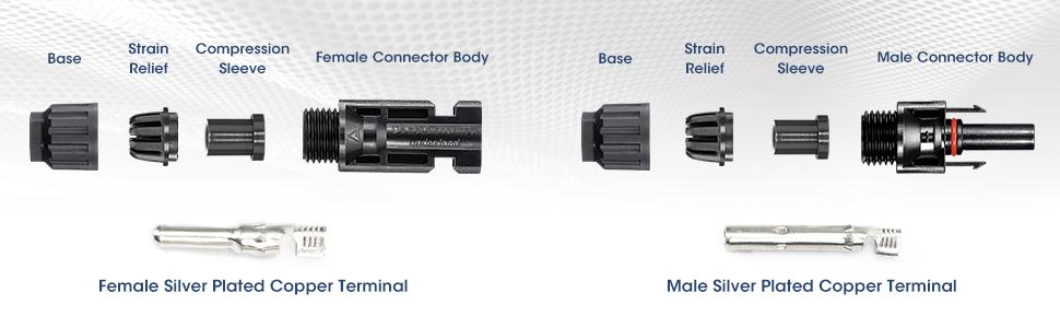 solar connector
