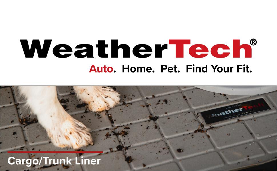 WeatherTech Cargo Liner