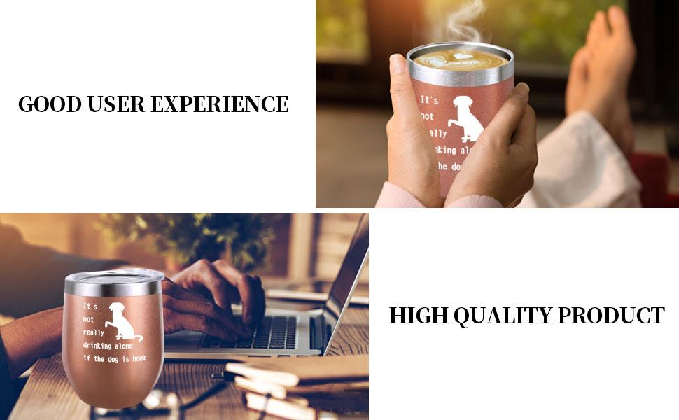 12oz travel hiking camping car mug tumbler stainless steel fabulous 40 50 30 60 70 beach kitchen
