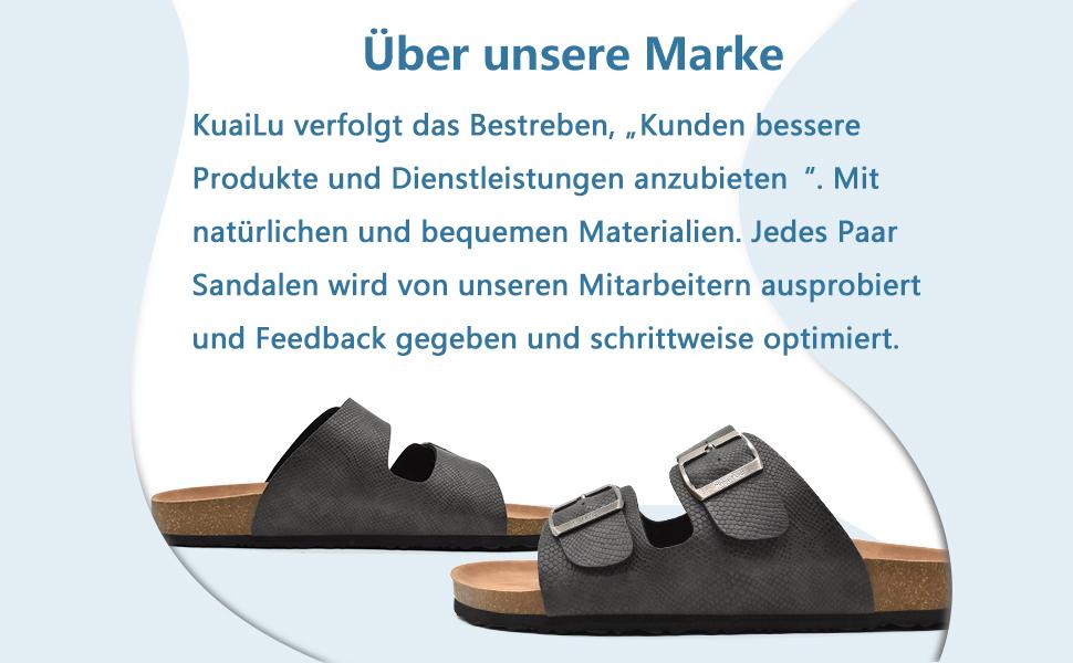 KUAILU slide sandals