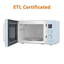 ETL Certificated