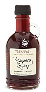 Stonewall Kitchen Raspberry Syrup