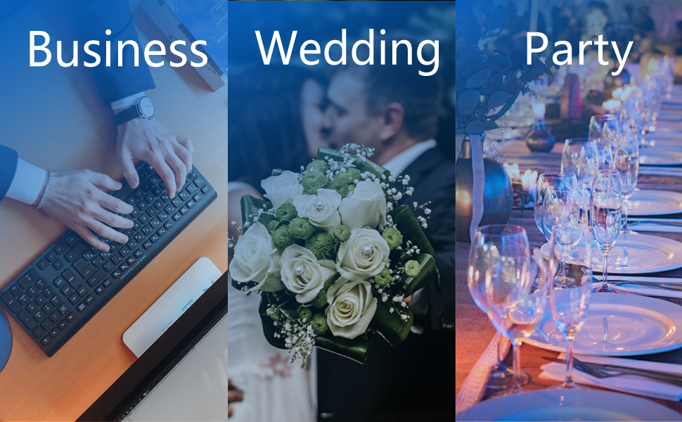 Business, Wedding, Part