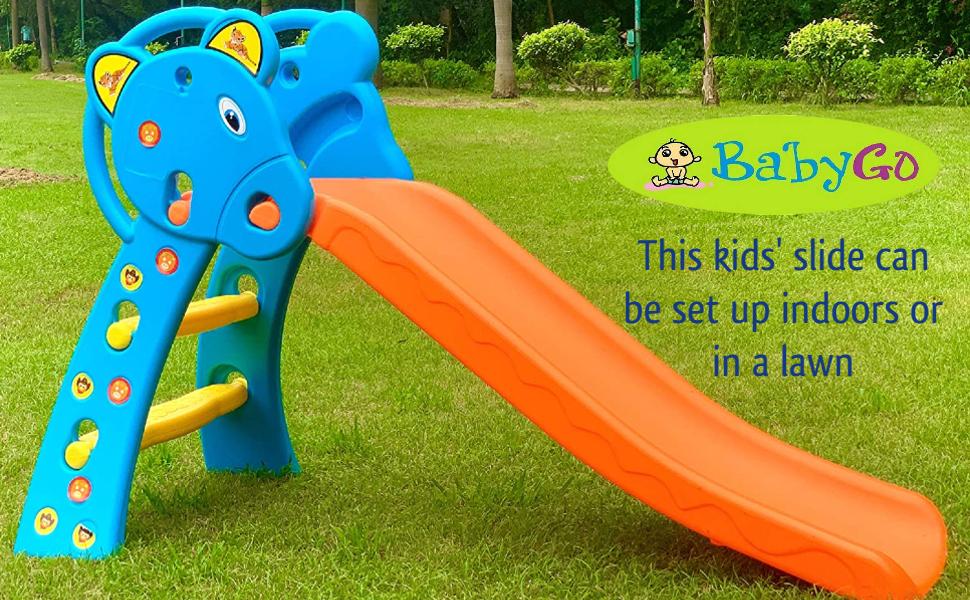 BabyGo Nara Toy Slide
