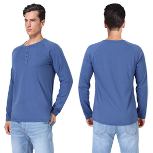 Men's Casual Cotton Tshirts