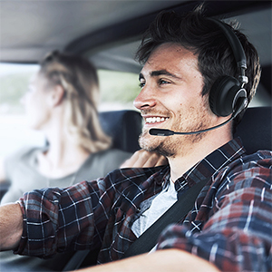 truck bluetooth headset