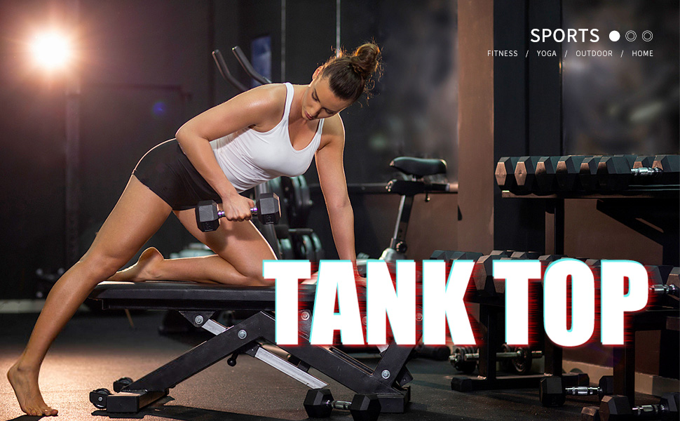 racerback tank tops for women