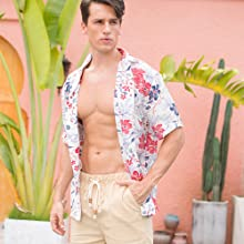 floral men,hawaiian shirt mens,floral shirt for men,pineapple hawaiian shirt men,tropical shirt,