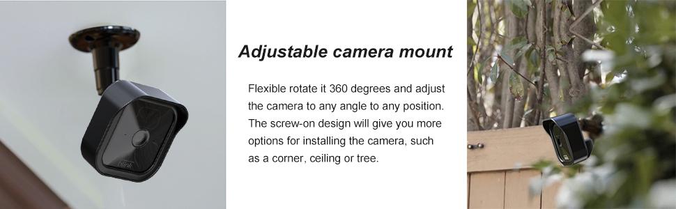 blink camera mount