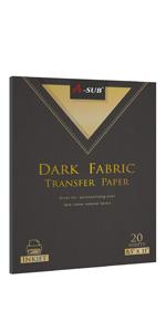 asub dark tshirt transfer paper