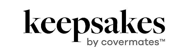 Keepsakes by Covermates brand logo