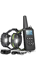 dog training collar rechargeable