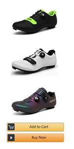 women men road bike cycling shoes