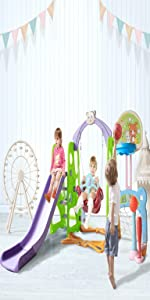 climber and slide swing sets for backyard toddler toddler swing set and slide kids playset