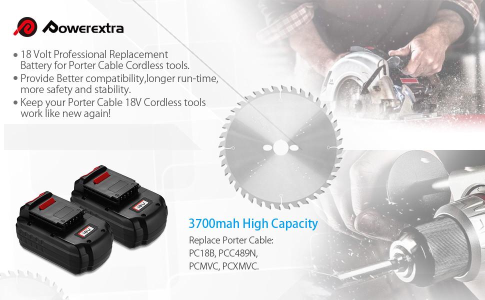 porter cable 18v