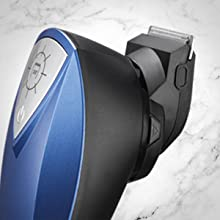 rechargeable hair clippers for men
