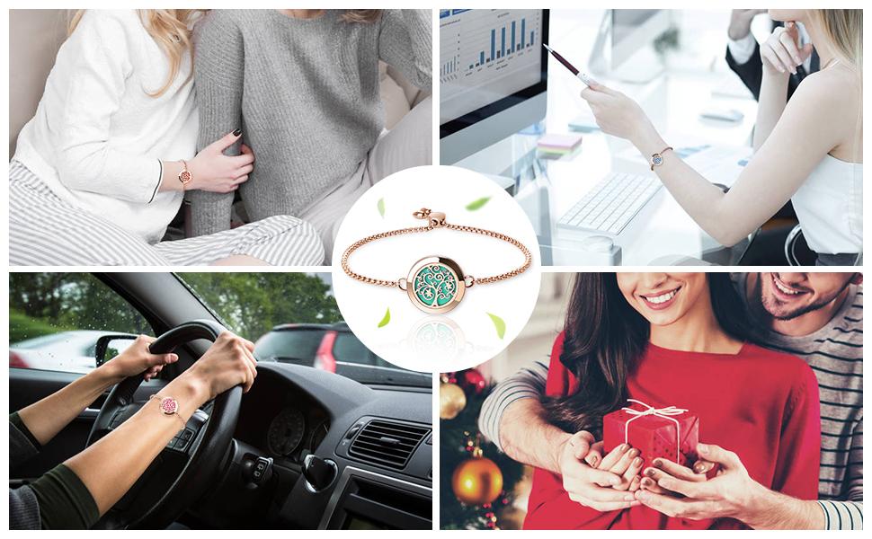 diffuser bracelet for gift