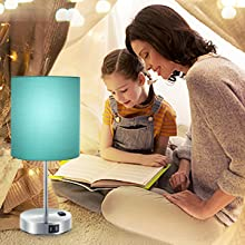 green nightstand lamp dimmable lamp bedside table lamp dimmable table bedside lamp with usb port