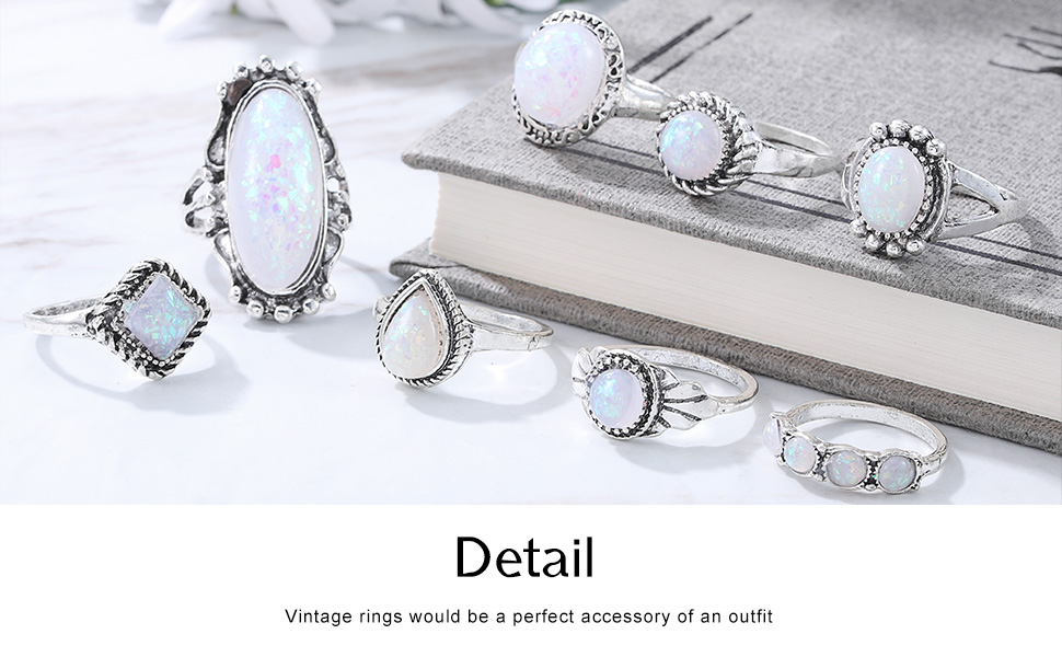 stackable ring sets