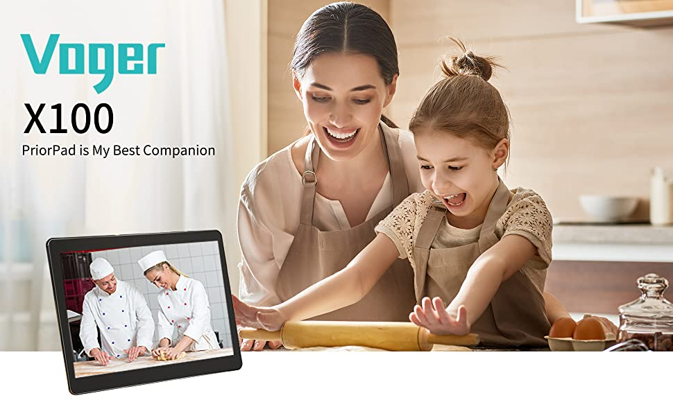 Voger X100 Tablet will be your best companion