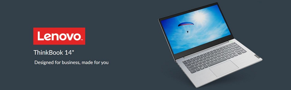 Lenovo ThinkBook 14 Banner