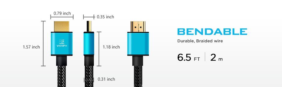 COPPER 8K ULTRA HD HDMI 2.1 XENOS W31 HDCP 2.3 eARC DTS:X