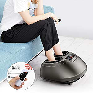 Foot Massager with remote contol