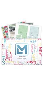 Printable Stickers \u2022 Design Gardenia \u2022 functional Stickers \u2022 Arrows Stickers \u2022 Planner Stickers \u2022 Happy Mail Stickers \u2022 Coffee Stickers