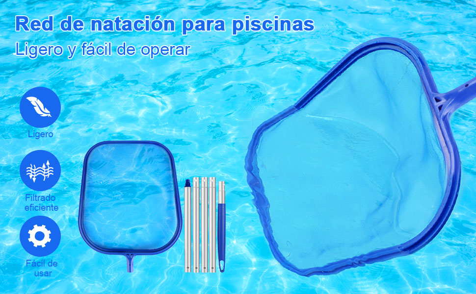 Gafild Red de Limpieza de Piscinas, Red de Piscina Kits de ...
