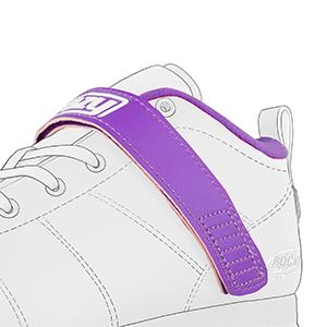crazy skates roller skate rollerskates speed strap comfort purple pink ladies girls teens teen girl
