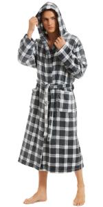 robes sleepwear women women's hooded robe cat bathrobe for women women robes clearance womens