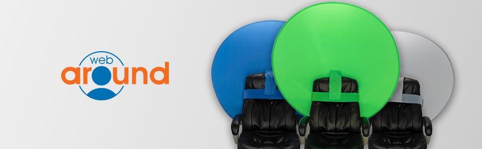 webaround, the webaround, background green screen, green screen, chair green screen