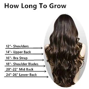 Hoe long to grow