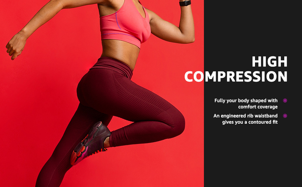 FAFAIR Yoga Pants for Women with 2 Pockets High Waist Tummy Control Soft Stretch Ninth Workout Running Leggings