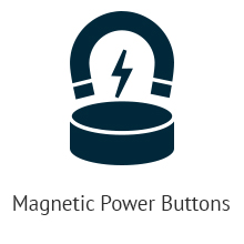 Power Stay Magnets