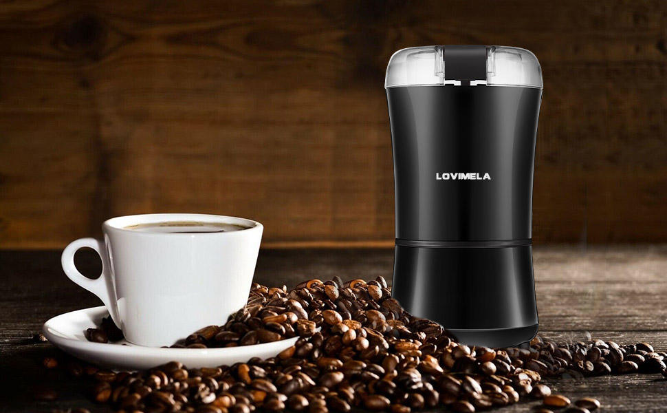 Electric Coffee Grinder,